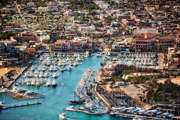 Fishing destinations in The Marina, Cabo San Lucas